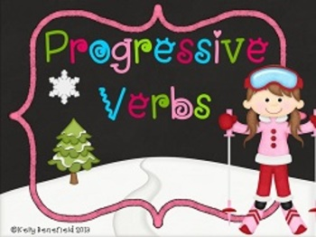 Verb Tenses: Progressive Verb Tenses