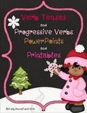 Verb Tenses: Progressive Verb Tenses