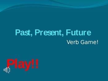Verb Tenses -ed, -ing