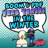 Verb Tenses in the Winter (BOOM & PDF)