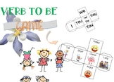 Verb To Be game! EFL resources