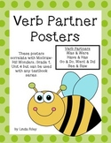 Verb Usage Posters for Was & Were, Have & Has, Go & Do, an