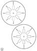 Spanish Verb Wheels 4: future & conditional tenses