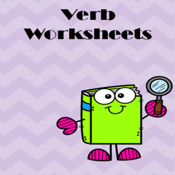 Verb Worksheets and Practice