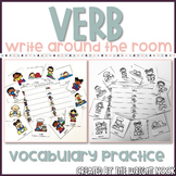 Verb Write the Room