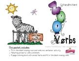 Verb Zoo Mini Packet