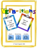 Verb-itions (No-Print Speech Therapy)