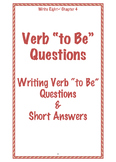 """EFL Write Right Chapter 4 - Verb """"to Be"""" Questions"""