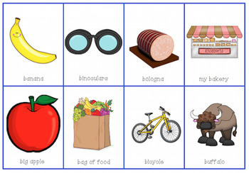 Verbal Apraxia Packet 3 for Complex Multisyllabic Words and Phrases