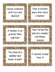 Verbal Expressions Card Sort