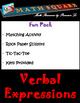 Verbal Expressions - Translating Verbal Expressions Bundle