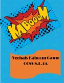 Verbal Kaboom