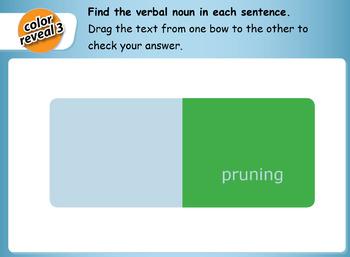Verbal Nouns Activity