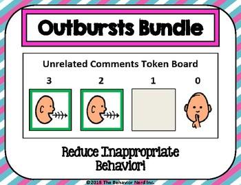 Verbal Outbursts Bundle