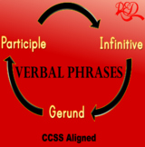 ⭐Verbal Phrases ❘ Infinitive ❘ Gerund ❘ Participle ❘ 7th G