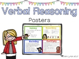 Verbal Reasoning Assessment Posters
