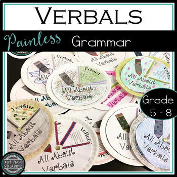 Verbals, Gerunds, Participles and Infinitives - manipulative