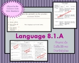 Verbals (Gerunds, Participles, & Infinitives) Part I of II RESOURCES!