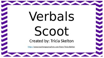 Verbals Scoot