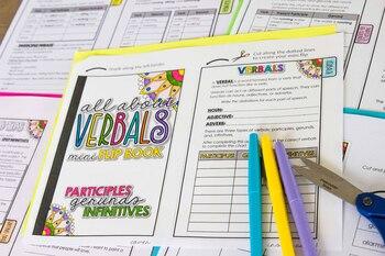 Verbals Teaching Bundle
