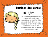 "Verbes au ""je"" - Dominos"