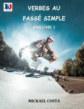 Verbes au passé simple, volume 1, French Immersion (#254)