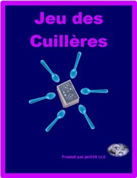 Verbes réfléchis (French Reflexive verbs) Passé Composé Spoons game / Uno game
