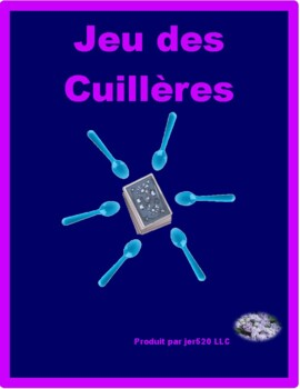 Verbes réfléchis (French Reflexive verbs) Present tense Spoons game / Uno game