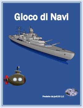 Verbi riflessivi (Italian Reflexive verbs) Battaglia navale Battleship