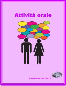 Verbi riflessivi (Italian Reflexive verbs) Partner puzzle Speaking activity