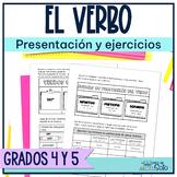 El verbo - Spanish Verbs