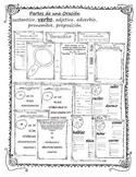 Verbos Infinitivos (verbs in Spanish)