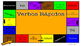 Verbos Rápidos Game Board