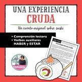 Verbos auxiliares HABER ESTAR   Spanish Present Perfect Pluscuamperfecto Passage