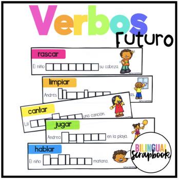 Verbos en Tiempo Futuro - Future Tense Verbs