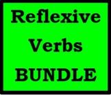 Verbos reflexivos (Portuguese Reflexive Verbs) Bundle