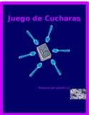 Verbos reflexivos (Spanish Reflexive Verbs) Spoons Game / Uno Game