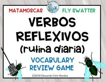 Verbos reflexivos - Rutina diaria Game