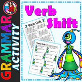 Verb Tense and Verb Tense Shift Activity