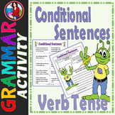 Verb Tense in Conditional Sentences Activity