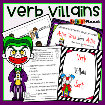 Verb Villains!