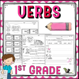 Verbs - 1st Grade