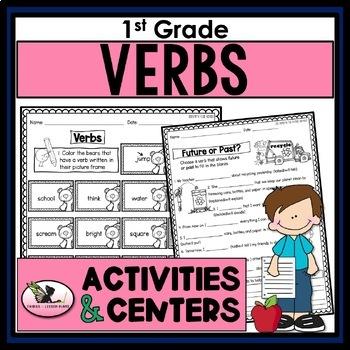 First Grade Verbs