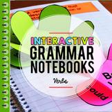 Verbs Interactive Grammar Notebook