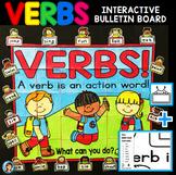 Verbs Bulletin Board