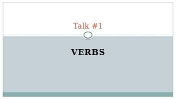 Verbs/ A TRTW Lesson