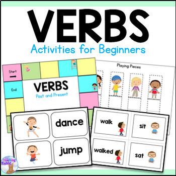 Verbs Activity Pack