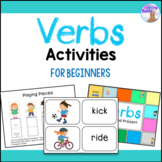 Verbs Games & Activities