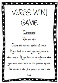 Verbs Activity Task Cards - ULTIMATE BUNDLE PACKAGE - Diff