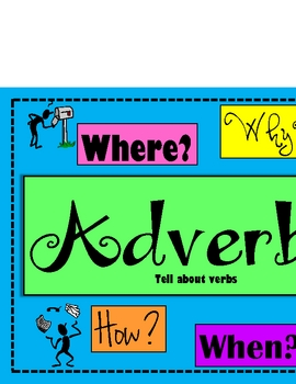 Verbs & Adverb Unit